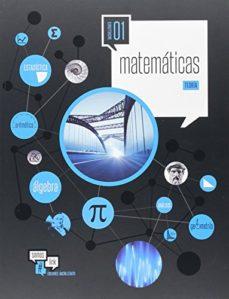 Portada de Matematicas 1º Bachillerato Pack –  (vol 1 Teoria Vol 2 Practica) Somoslink