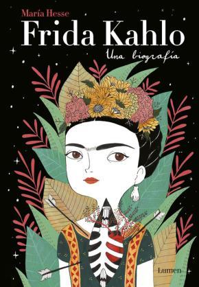Portada de Frida Kahlo. Una Biografia