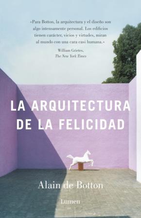 Portada de La Arquitectura De La Felicidad