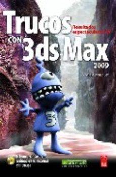 Portada de Trucos En 3ds Max 2009 (incluye Cd)
