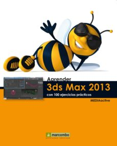 Portada de Aprender 3ds Max 2013 Con 100 Ejercicios Practicos
