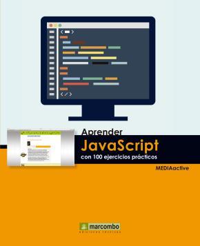 Portada de Aprender Javascript Con 100 Ejercicios Practicos