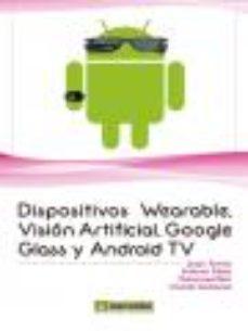 Portada de Wearables, Vision Artificial