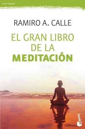 Portada de El Gran Libro De La Meditacion