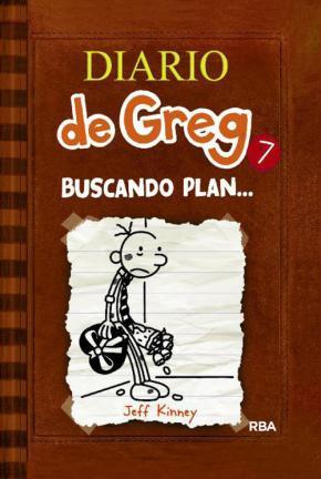 Portada de Diario De Greg 7: Buscando Plan