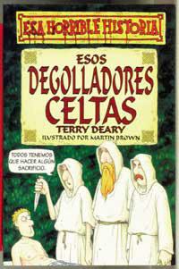 Portada de Esos Degolladores Celtas