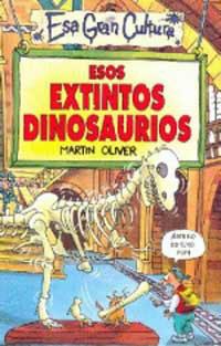 Portada de Esos Extintos Dinosaurios