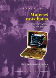 Portada de Mujeres Novelistas: Jovenes Narradoras De Los Noventa