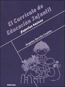 Portada de El Curriculo De Educacion Infantil
