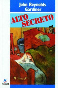 Portada de Alto Secreto