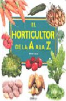Portada de El Horticultor De La  A A La Z