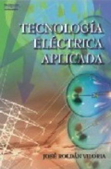 Portada de Tecnologia Electrica Aplicada