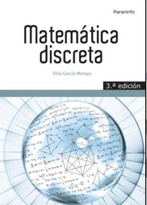 Portada de Matematica Discreta (3ª Ed.)
