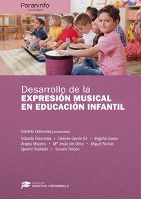 Portada de Desarrollo De La Expresion Musical En Educacion Infantil