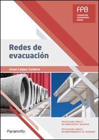 Portada de Redes De Evacuacion (formacion Profesional Basica)