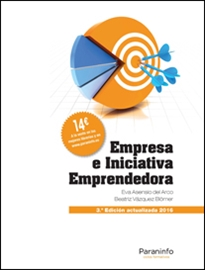 Portada de Empresa E Iniciativa Emprendedora (3ª Ed.)