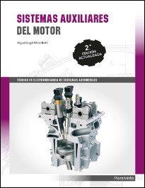 Portada de Sistemas Auxiliares Del Motor (2ª Ed. Actualizada)
