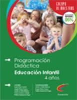 Portada de Cuerpo De Maestros Programacion Didactica Educacion Infantil 4 Añ Os