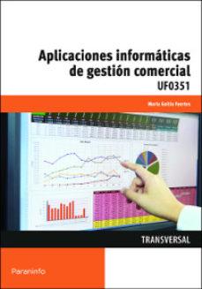 Portada de Mf0976_2 – Aplicaciones Informaticas De La Gestion Comercial