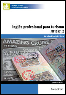 Portada de (mf1057_2) Ingles Profesional Para Turismo