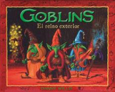Portada de Goblins, El Reino Exterior
