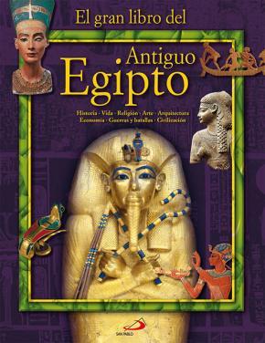 Portada de Gran Libro Del Antiguo Egipto