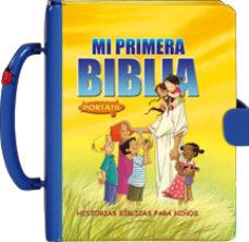Portada de Mi Primera Biblia Portatil