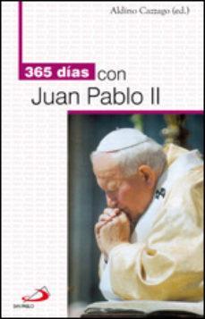 Portada de 365 Dias Con Juan Pablo Ii