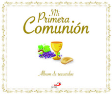 Portada de Mi Primera Comunion: Album De Recuerdos