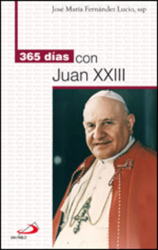 Portada de 365 Dias Con Juan Xxiii