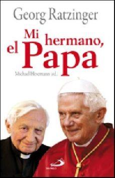 Portada de Mi Hermano, El Papa