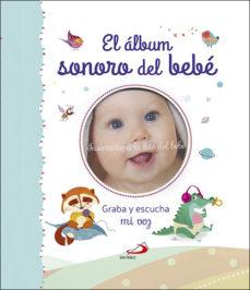 Portada de El Album Sonoro Del Bebe