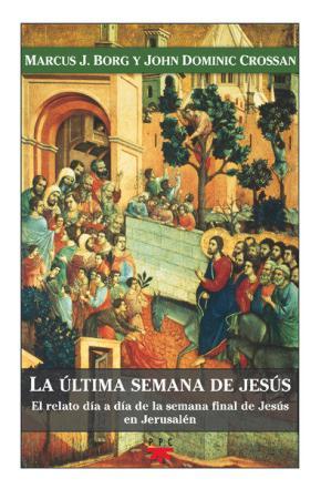 Portada de La Ultima Semana De Jesus