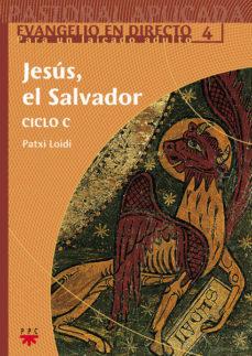 Portada de Jesus El Salvador Ciclo C