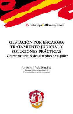 Portada de Gestacion Por Encargo: Tratamiento Judicial Y Soluciones Practicas: La Cuestion Juridica De Las Madres De Alquiler