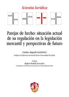 Portada de Parejas De Hecho: Situacion Actual De Su Regulacion En La Legislacion Mercantil Y Perspectivas De Futuro