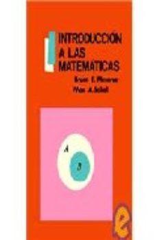 Portada de Introduccion A Las Matematicas
