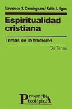 Portada de Espiritualidad Cristiana: Temas De La Tradicion