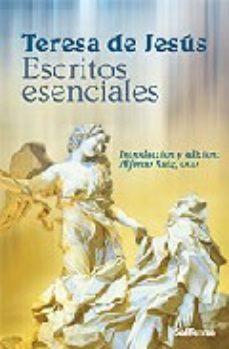 Portada de Escritos Esenciales De Teresa De Jesus