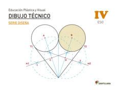 Portada de Cuaderno Dibujo Tecnico 4º Eso Nivel Iv Ed 2015