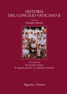 Portada de Historia Del Concilio Vaticano Ii (vol. Iii)