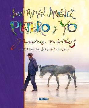 Portada de Juan Ramon Jimenez: Poesia Para Niños