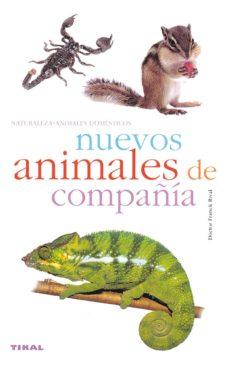 Portada de Nuevos Animales De Compañia