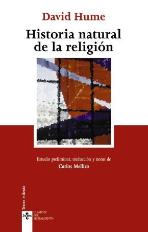 Portada de Historia Natural De La Religion (3ª Ed.)