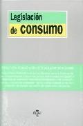 Portada de Legislacion De Consumo