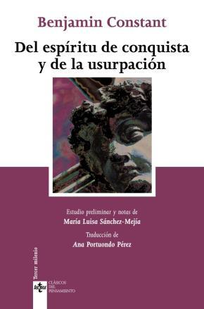 Portada de Del Espiritu De Conquista Y De La Usurpacion: En Relacion Con La Civilizacion Europea