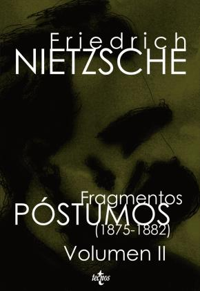 Portada de Fragmentos Postumos: Volumen Ii (1875-1882)