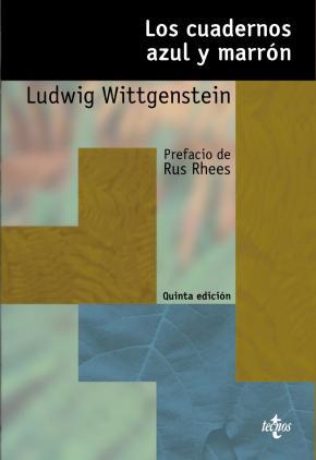 Portada de Los Cuadernos Azul Y Marron (5ª Ed)