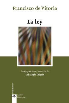 Portada de La Ley (2ª Ed.)