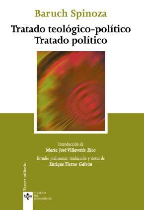 Portada de Tratado Teologico-politico; Tratado Politico (5ª Ed.)